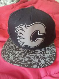 black and gray New York Yankees fitted cap Calgary, T3K 4Y6