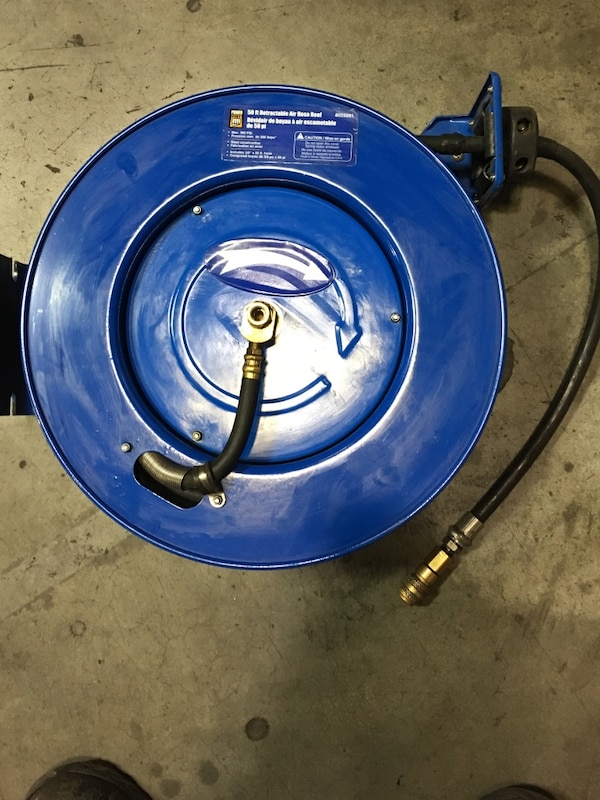 cff1c15c1b0 Used 100% working 3 8 hose reel for sale in Mississauga - letgo