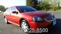 2010 Mitsubishi Galant Automatic 148k Miles very clean Richmond, 23223