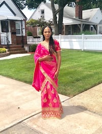 Beautiful fuchsia Lehenga for sale! Hempstead, 11550