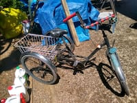 Tricycle with basket Beaverton, 97006