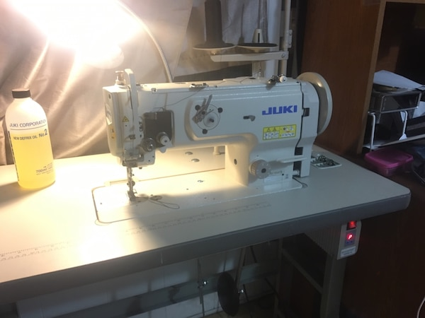 Used Juki Dnu40s Industrial Sewing Machine For Sale In Long Beach Custom Juki Sewing Machine For Sale
