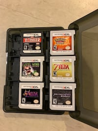 2DS XL & Games 38 km