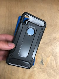 Case protector for iPhone X