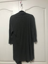 Dark Grey Sweater 3/4 Sleeve Vaughan
