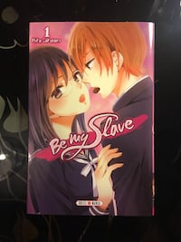 Manga : Be my slave tome 1  Le Vésinet, 78110