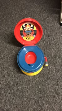 Toddler items barely used.