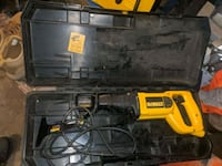 DeWalt reciprocating saw Edmonton