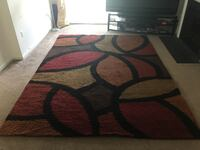 Living Room Rug, Rug measurements  Length  131 inches Width 94 inches Capitol Heights, 20743
