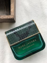 "Marc Jacobs ""DECADENCE"" 100ml (70% Full)"