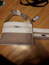 Authentic Guess purse and matching wallet Toronto, M9V 3V1