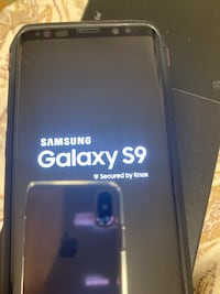 Samsung galaxy S9 brand new in the box Toronto, M9N