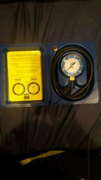 Yellow Jacket  [TL_HIDDEN] , Gas Pressure Test Kit, Dumfries, 22025