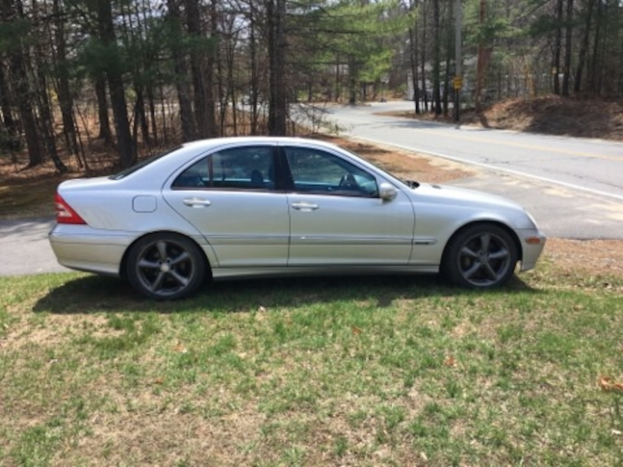 Letgo 2004 mercedes benz c300 sport in burlington ma for Mercedes benz burlington ma