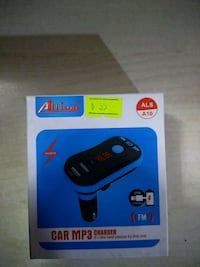 Allison car mp3 charger