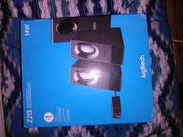 logitech speakers new