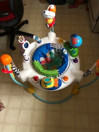 Baby Einstein Journey of Discovery Jumper Activity Center