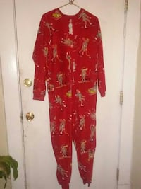 Nick and laura Adult Christmas onesie