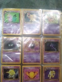assorted Pokemon trading card collection Louisville, 40210