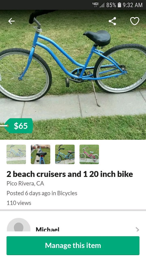 Used Bikes for sale in Los Angeles - letgo