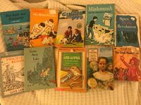 10 Kids Chapter Books- ALL for $3 Indiana, 15701