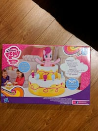My little pony poppin pinkie pie game  Vaughan, L4L 9C3