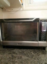 stainless steel microwave oven Mississauga, L4Z 1N3