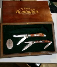 Remington knives Adamsville, 35005