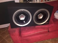 Sony subwoofer brand new  never used. 17 mi