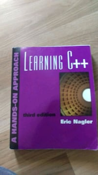 Learning C++ textbook