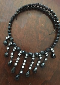 Onyx beaded chocker  Laurel, 20708