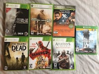 Xbox 360 and Xbox One Video Games Surrey, V3V 7Z2