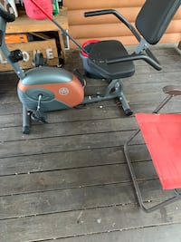 Exercise bike brand new in box picture if of the one I use  Cross Junction, 22625