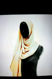 women's black and brown hijab Mississauga, L5N 2X3