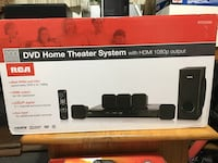 RCA DVD Home Theater System *NEW* Seattle, 98106