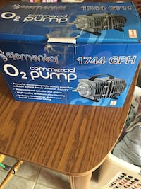 O2 pump  Baltimore, 21222