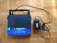 Linksys Router Montreal, H4R 2B1