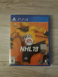 NHL 19 for ps4 (Brand New & Sealed)  Toronto, M2J