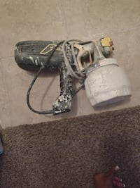 Gray and black corded power tool Houston, 77093