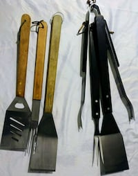 BBQ SETS 2 SETS $ 6.00 Fountain Valley, 92708