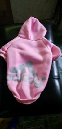 Adidog sweatshirt for a small dog.  London, N6J 3B6