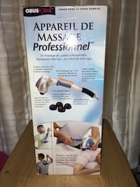 Obusforme Professional Body Massager New in Box