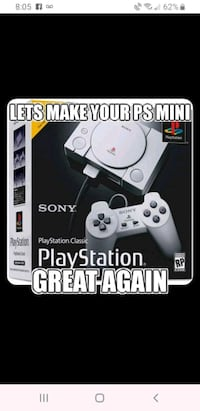 Get YOUR Playstation Mini UPGRADED today