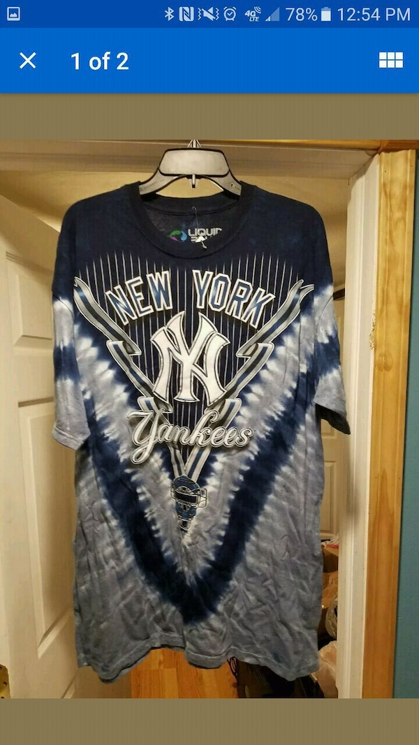Yankees Tee SHIRT Brand New XL