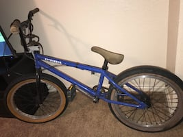 2016 pledge fit bmx bike
