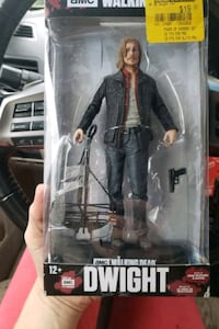 amc walking dead dwight action figure Reisterstown, 21136