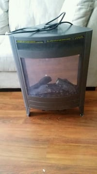 Electric fireplace heater Delta, V4C 0A3
