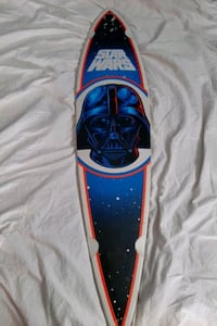 Star Wars Longboard