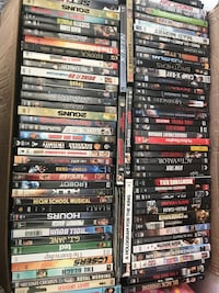 Assorted Dvds Tacoma, 98446