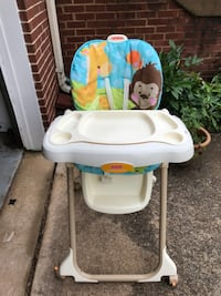 Fischer Price high chair Sterling, 20165
